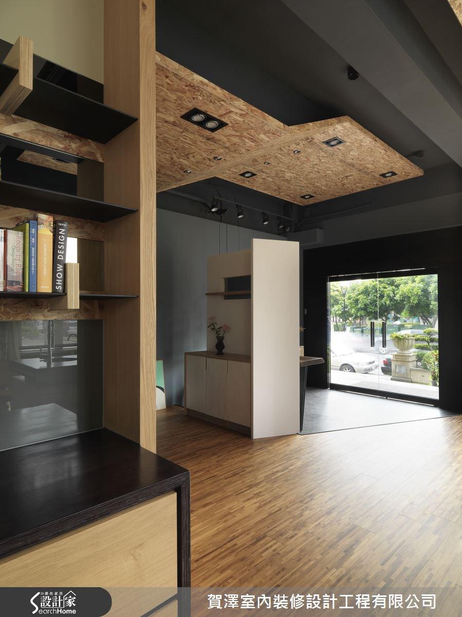 28坪中古屋(5~15年)_工業風商業空間案例圖片_賀澤室內設計_賀澤_02之25