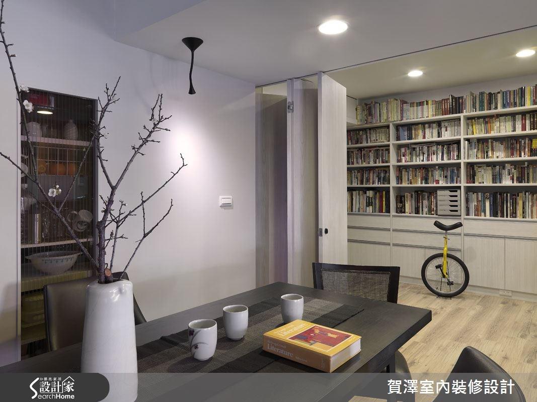 24坪老屋(16~30年)_地中海風餐廳案例圖片_賀澤室內設計_賀澤_05之4