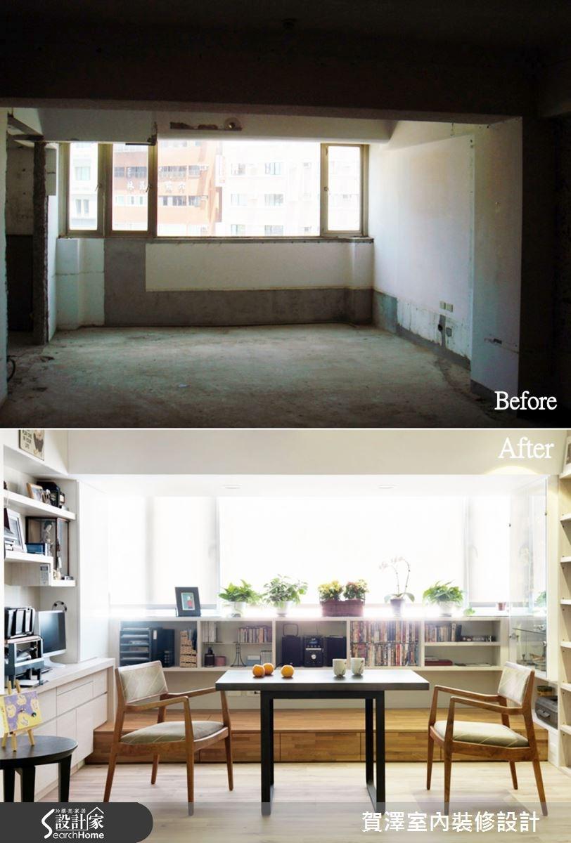 24坪老屋(16~30年)_地中海風案例圖片_賀澤室內設計_賀澤_05之17