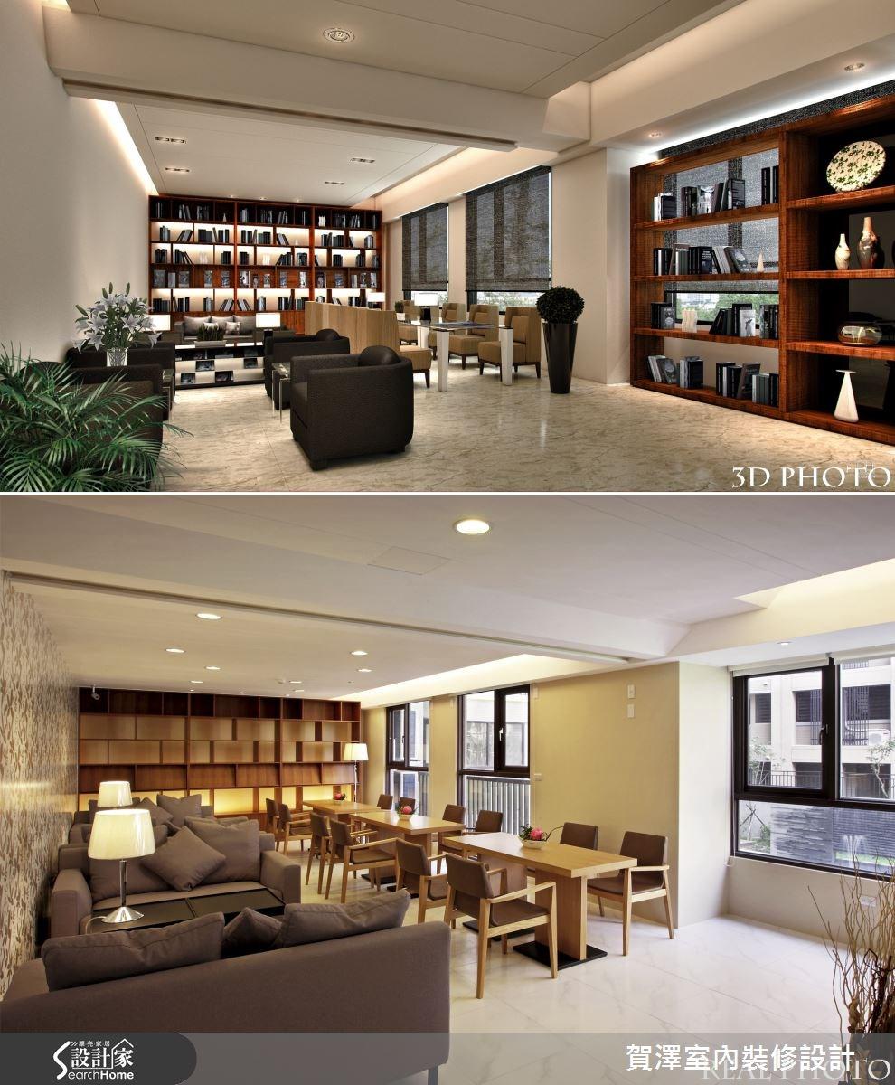 86坪新成屋(5年以下)_現代風案例圖片_賀澤室內設計_賀澤_10之3