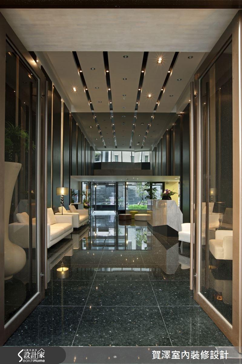 86坪新成屋(5年以下)_現代風案例圖片_賀澤室內設計_賀澤_10之4