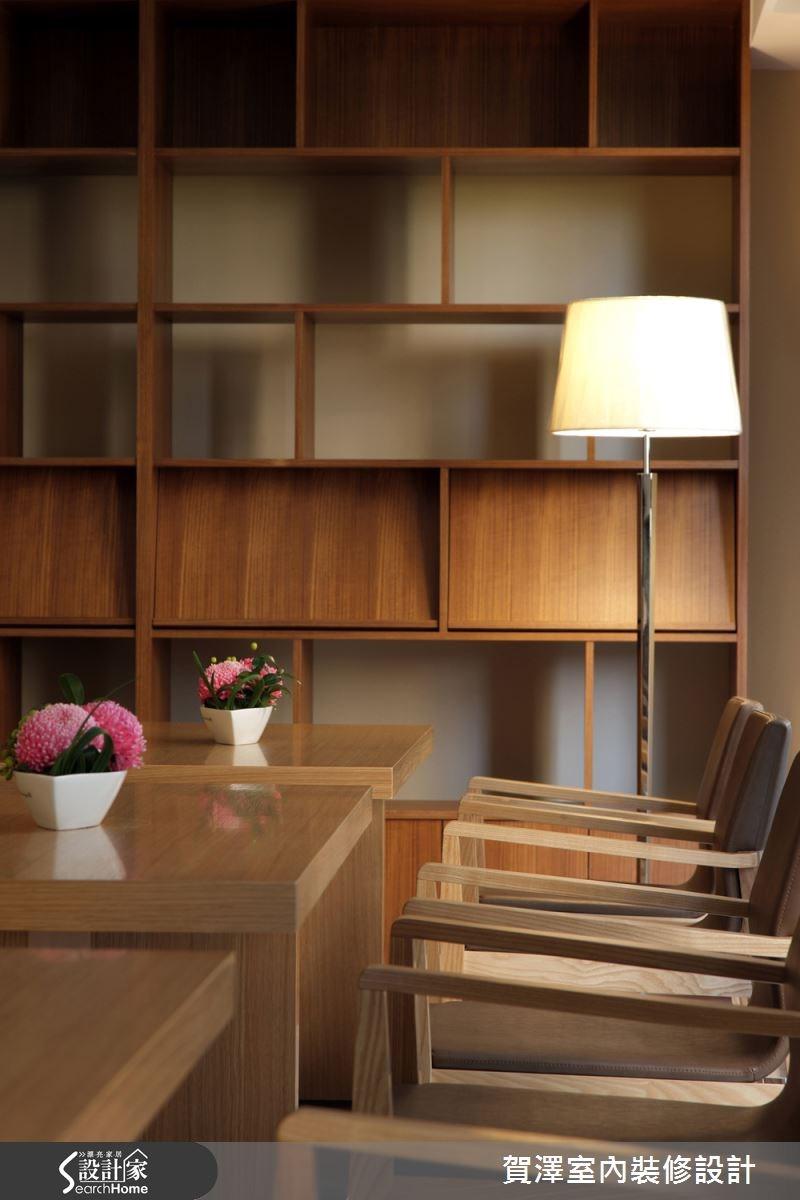 86坪新成屋(5年以下)_現代風案例圖片_賀澤室內設計_賀澤_10之14