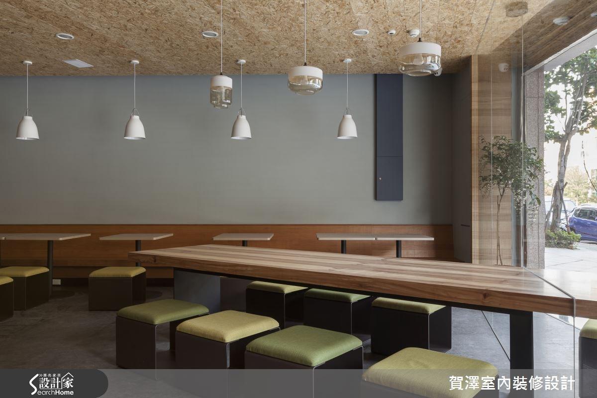 30坪新成屋(5年以下)_北歐風商業空間案例圖片_賀澤室內設計_賀澤_13之1