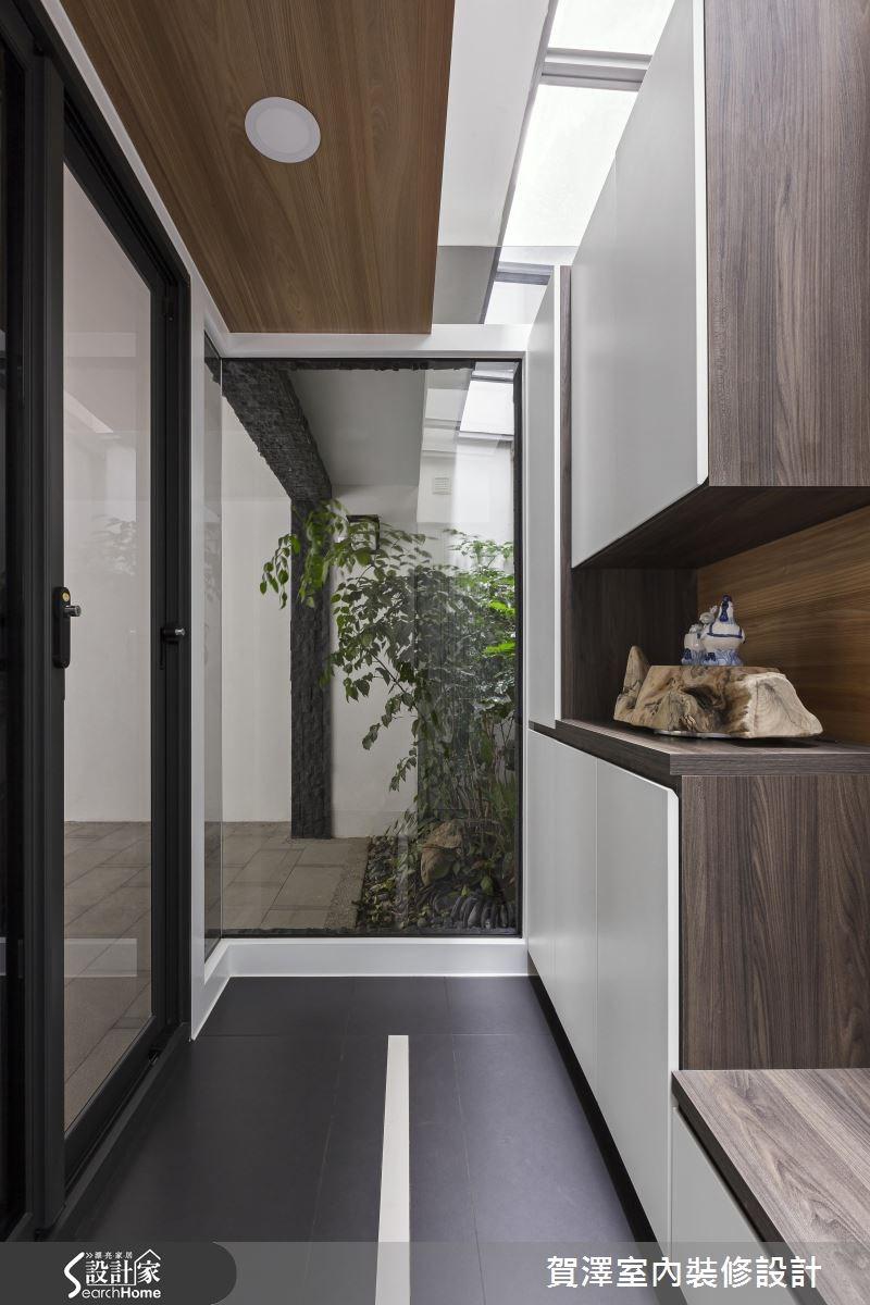 150坪新成屋(5年以下)_新中式風案例圖片_賀澤室內設計_賀澤_26之2