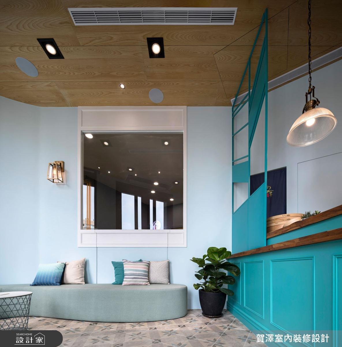 20坪新成屋(5年以下)_療癒風商業空間案例圖片_賀澤室內設計_賀澤_31之2