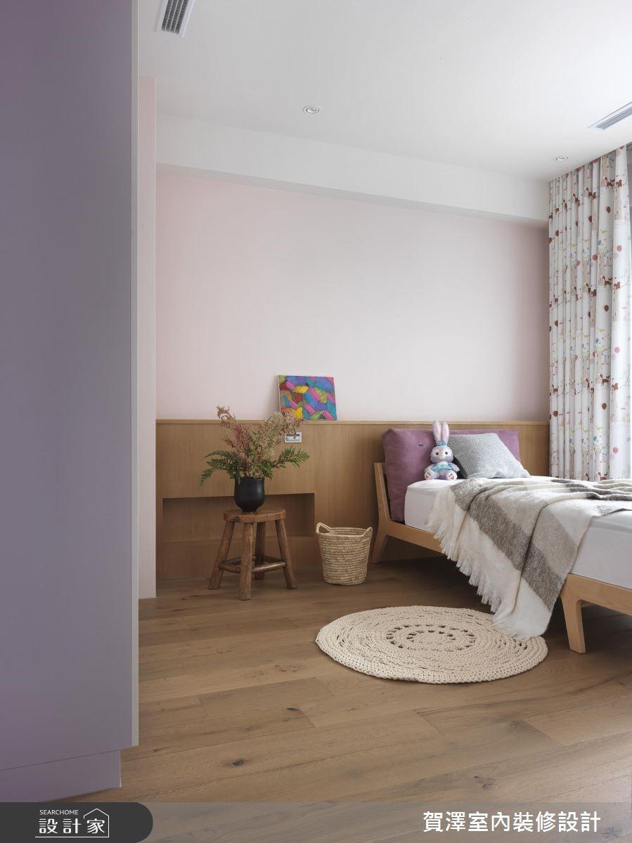 新成屋(5年以下)_休閒風臥室案例圖片_賀澤室內設計_賀澤_36之13