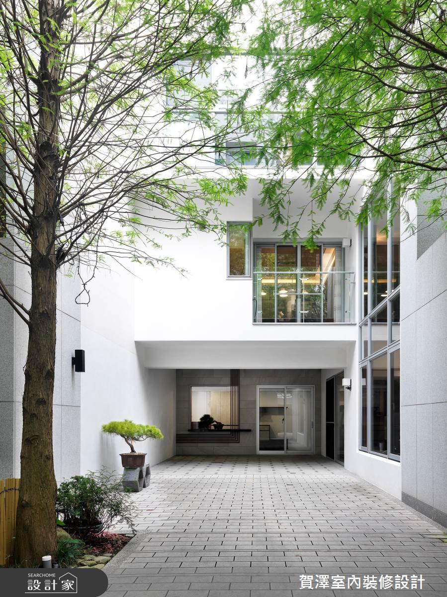 115坪新成屋(5年以下)_現代風案例圖片_賀澤室內設計_賀澤_43之1