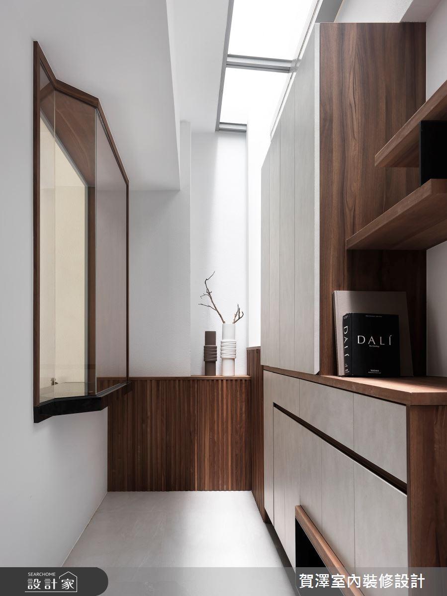 115坪新成屋(5年以下)_現代風案例圖片_賀澤室內設計_賀澤_43之4