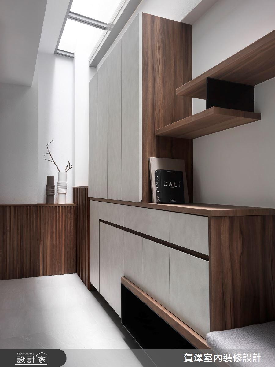115坪新成屋(5年以下)_現代風案例圖片_賀澤室內設計_賀澤_43之5