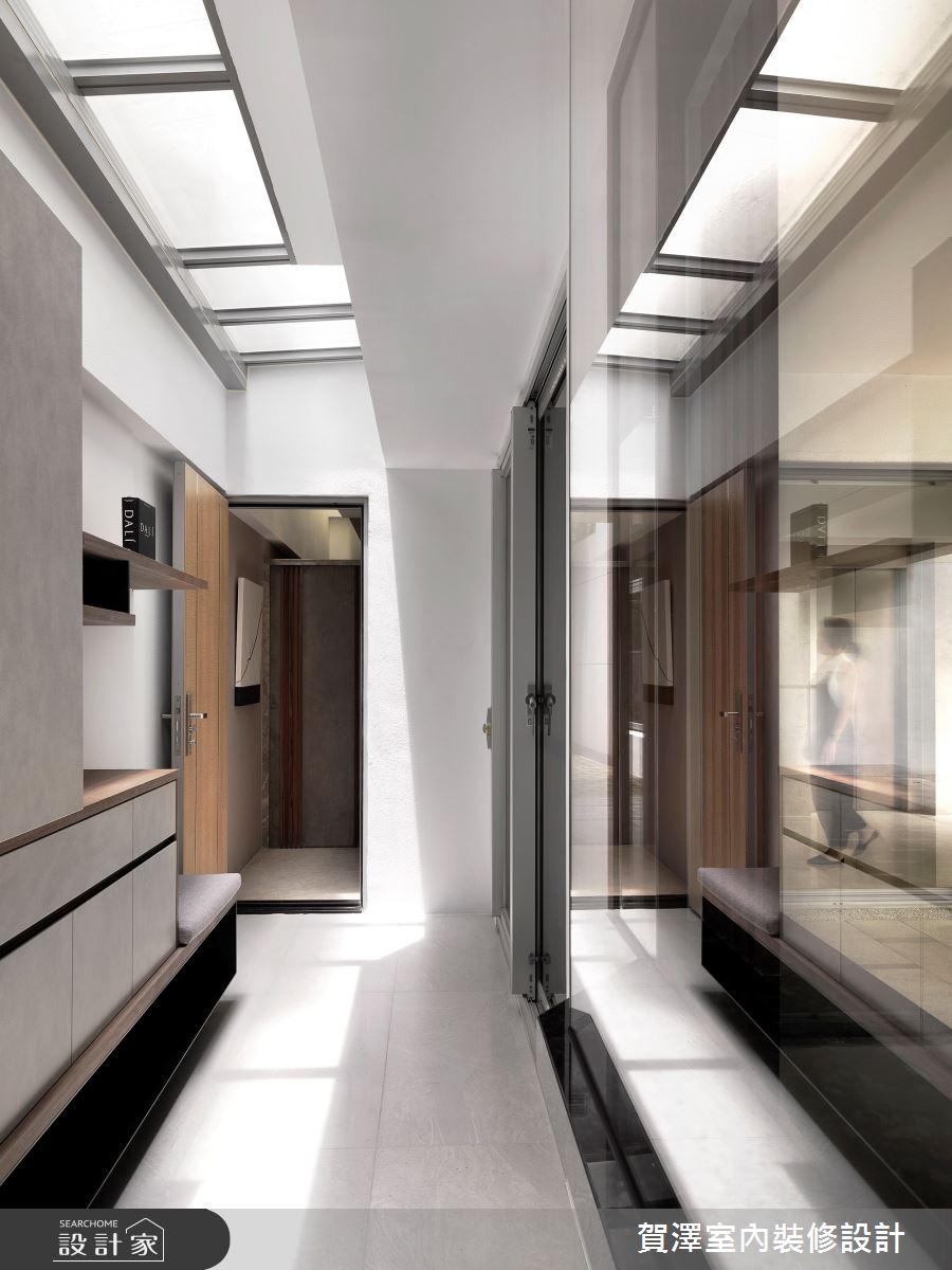 115坪新成屋(5年以下)_現代風案例圖片_賀澤室內設計_賀澤_43之6