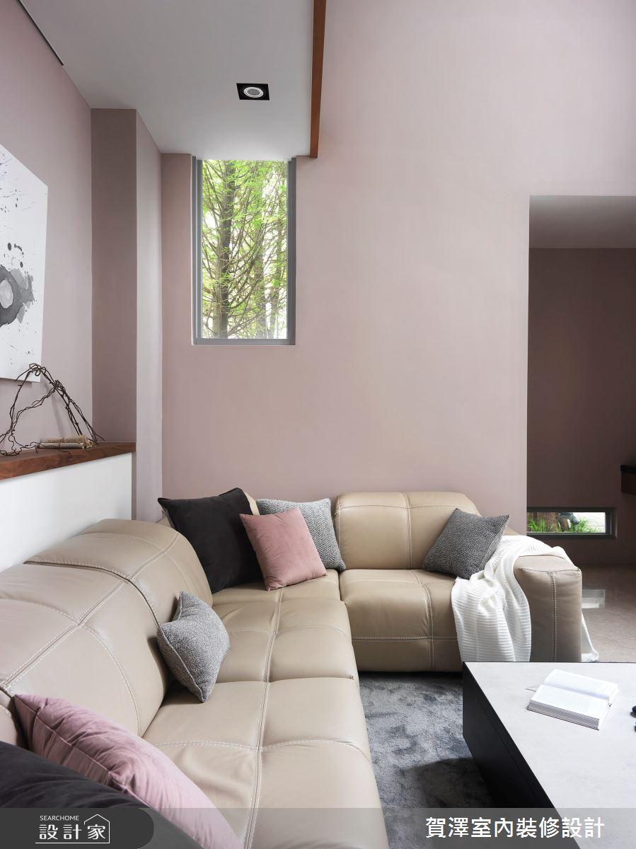 115坪新成屋(5年以下)_現代風案例圖片_賀澤室內設計_賀澤_43之8