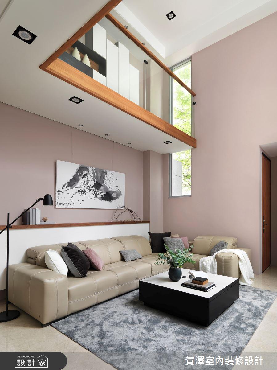 115坪新成屋(5年以下)_現代風案例圖片_賀澤室內設計_賀澤_43之9