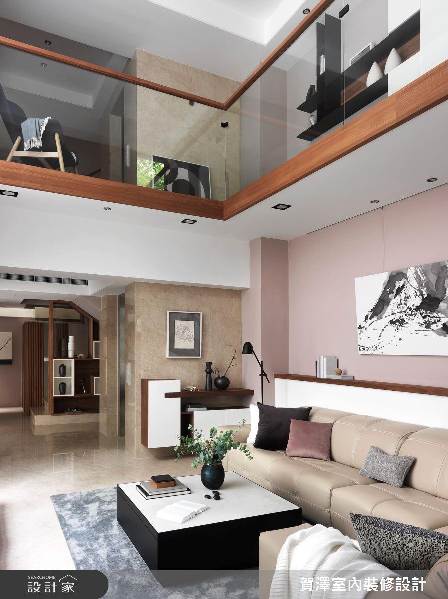 115坪新成屋(5年以下)_現代風案例圖片_賀澤室內設計_賀澤_43之10