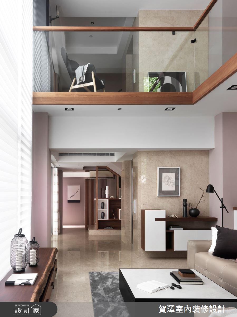 115坪新成屋(5年以下)_現代風案例圖片_賀澤室內設計_賀澤_43之11