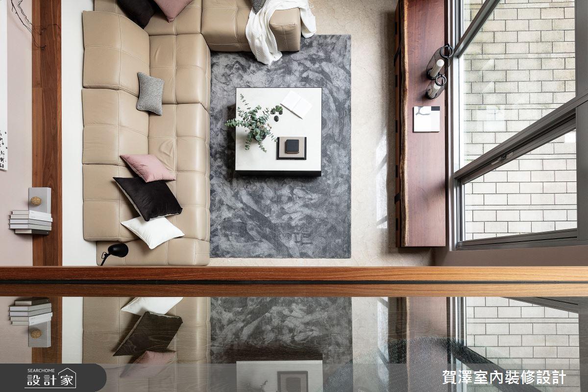 115坪新成屋(5年以下)_現代風案例圖片_賀澤室內設計_賀澤_43之13