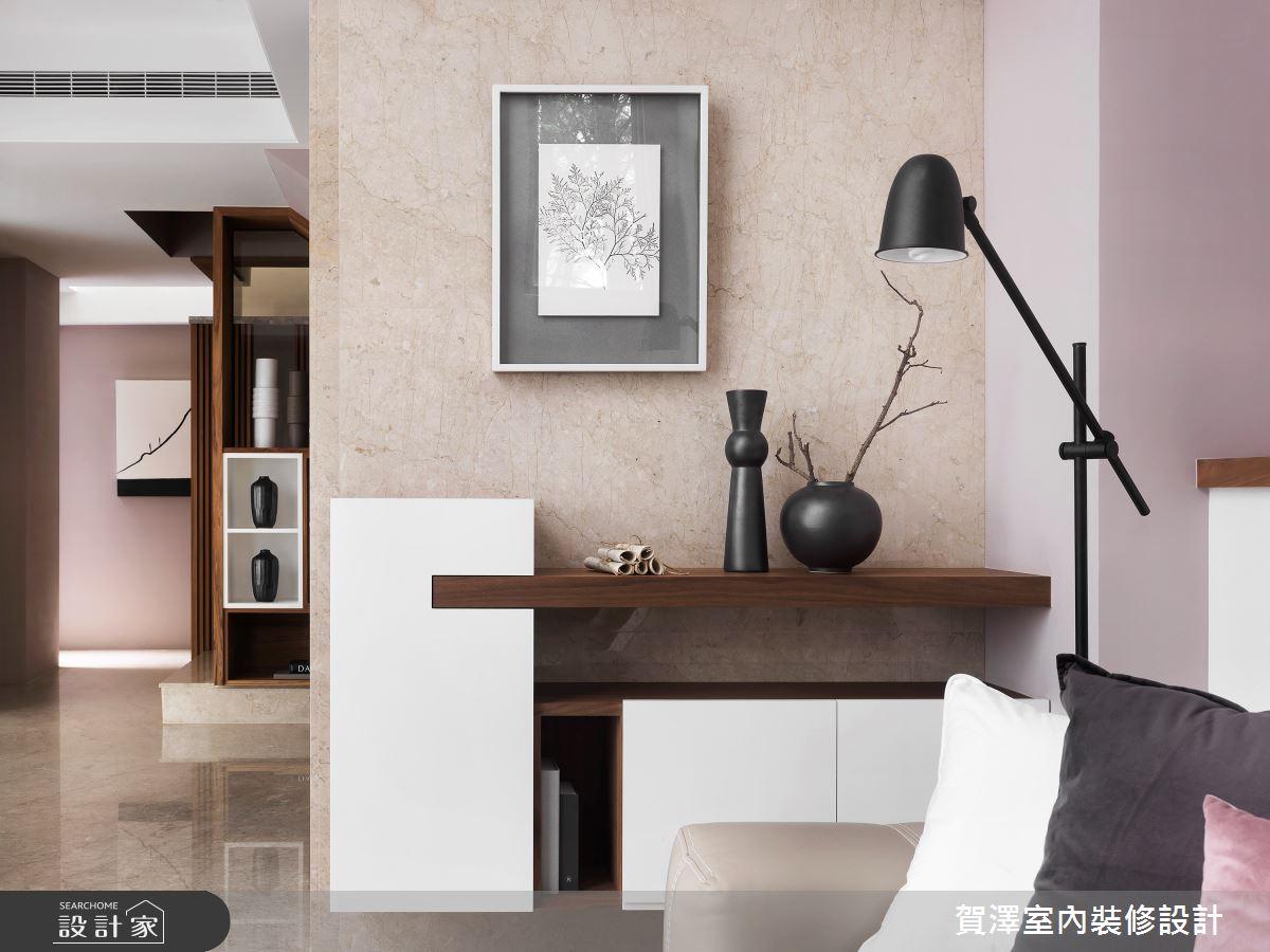 115坪新成屋(5年以下)_現代風案例圖片_賀澤室內設計_賀澤_43之14