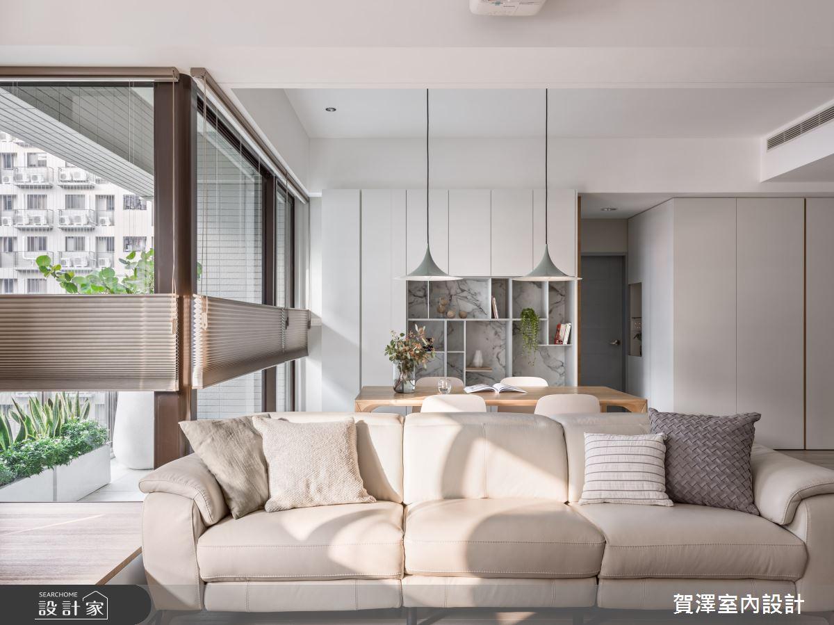 45坪中古屋(5~15年)_簡約風案例圖片_賀澤室內設計_賀澤_48之10