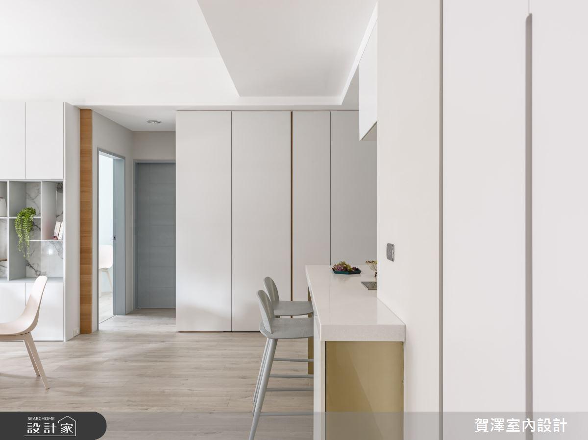45坪中古屋(5~15年)_簡約風案例圖片_賀澤室內設計_賀澤_48之13
