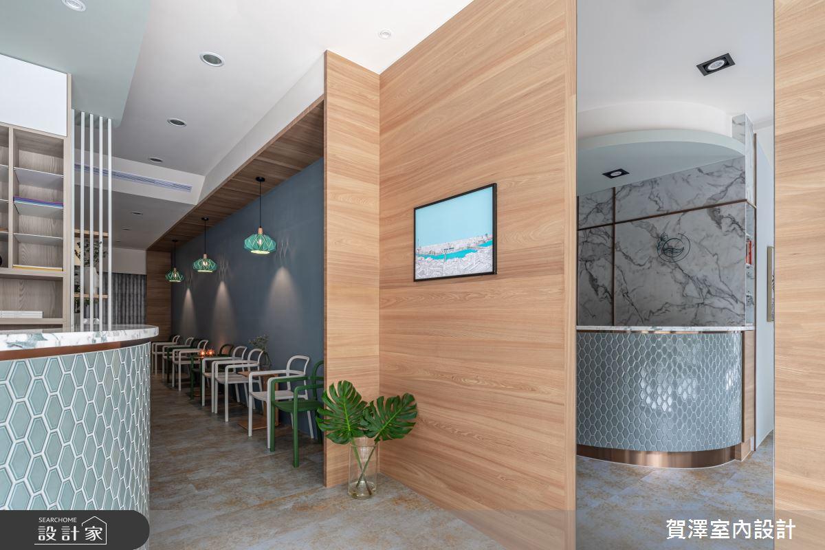 22坪中古屋(5~15年)_北歐風商業空間案例圖片_賀澤室內設計_賀澤_51之12