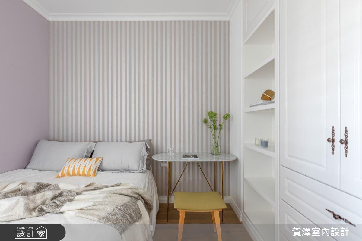 40坪新成屋(5年以下)_北歐風臥室案例圖片_賀澤室內設計_賀澤_52之18