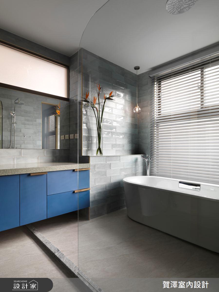 65坪中古屋(5~15年)_混搭風浴室案例圖片_賀澤室內設計_賀澤_53之27