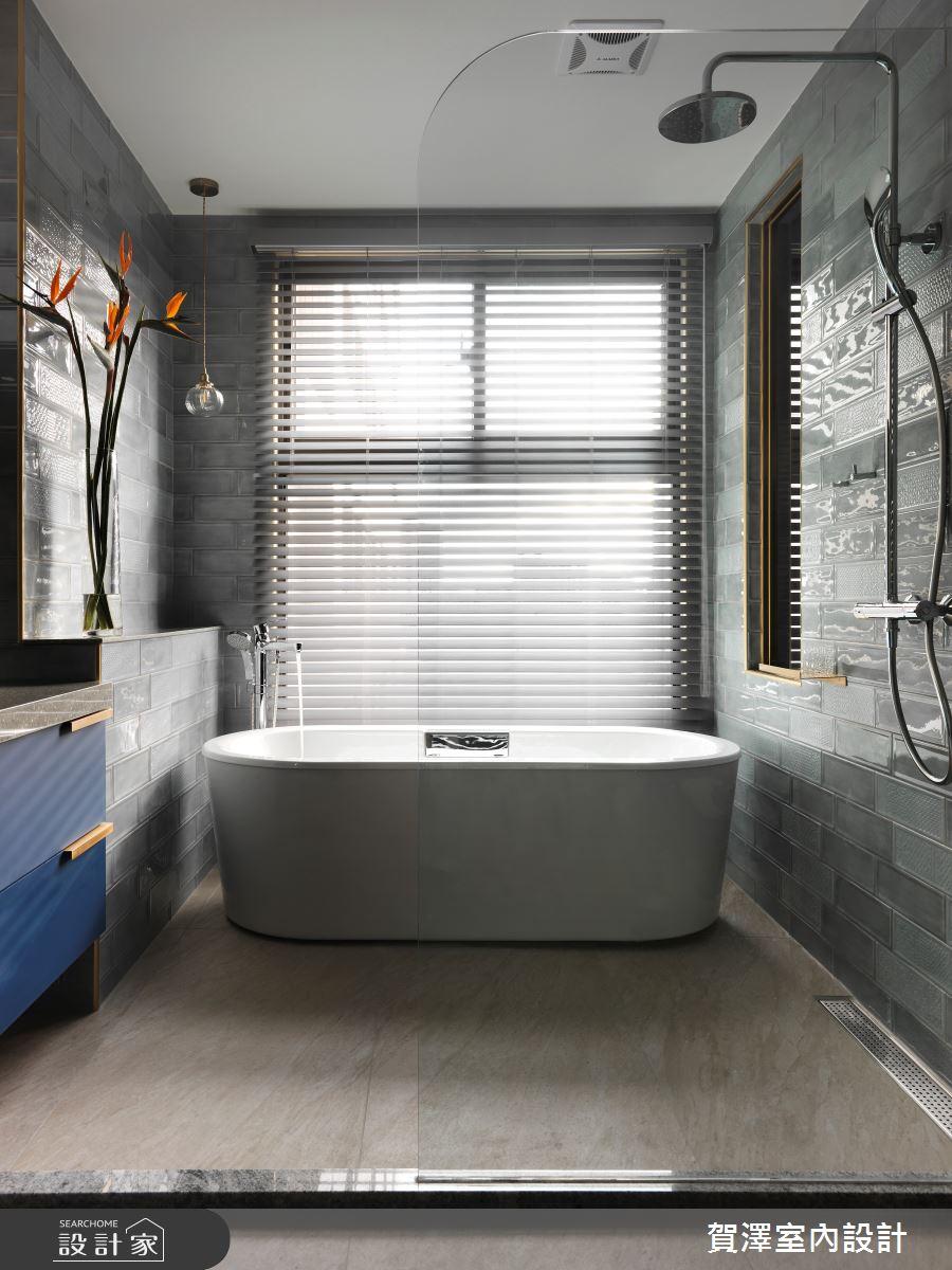 65坪中古屋(5~15年)_混搭風浴室案例圖片_賀澤室內設計_賀澤_53之28