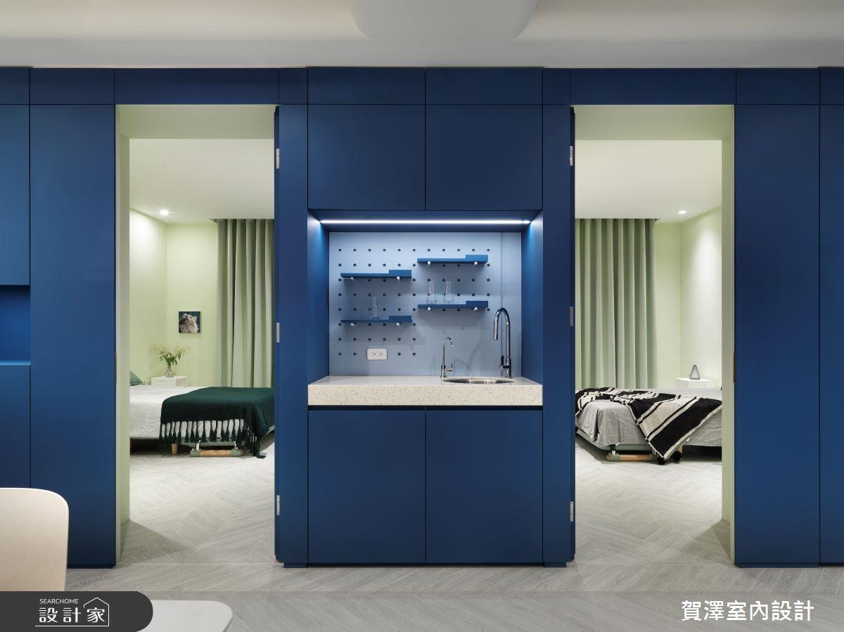 65坪中古屋(5~15年)_混搭風臥室案例圖片_賀澤室內設計_賀澤_53之18