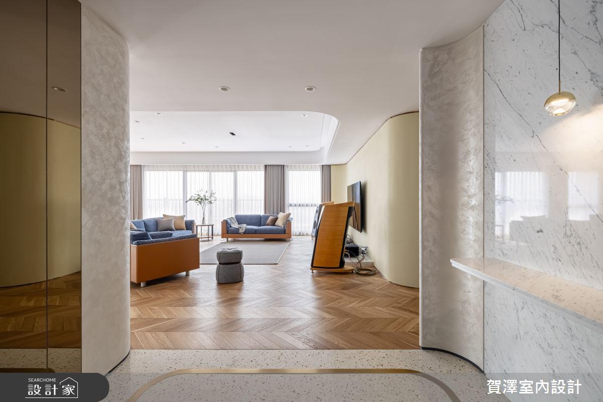 70坪新成屋(5年以下)_北歐風案例圖片_賀澤室內設計_賀澤_56之2
