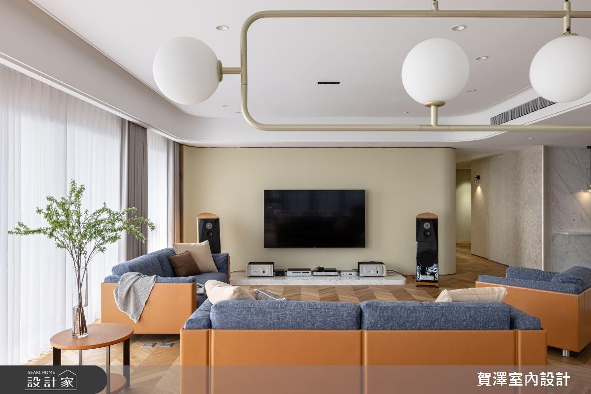 70坪新成屋(5年以下)_北歐風案例圖片_賀澤室內設計_賀澤_56之6