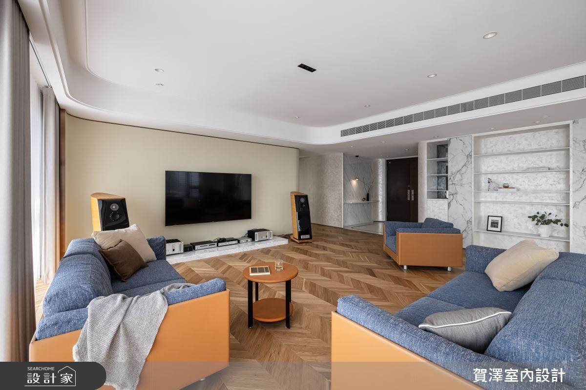 70坪新成屋(5年以下)_北歐風案例圖片_賀澤室內設計_賀澤_56之7