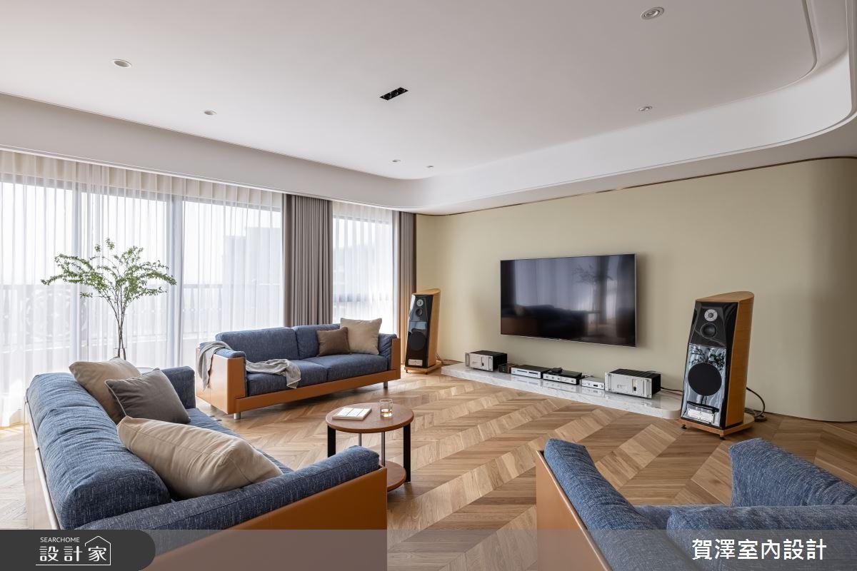 70坪新成屋(5年以下)_北歐風案例圖片_賀澤室內設計_賀澤_56之9