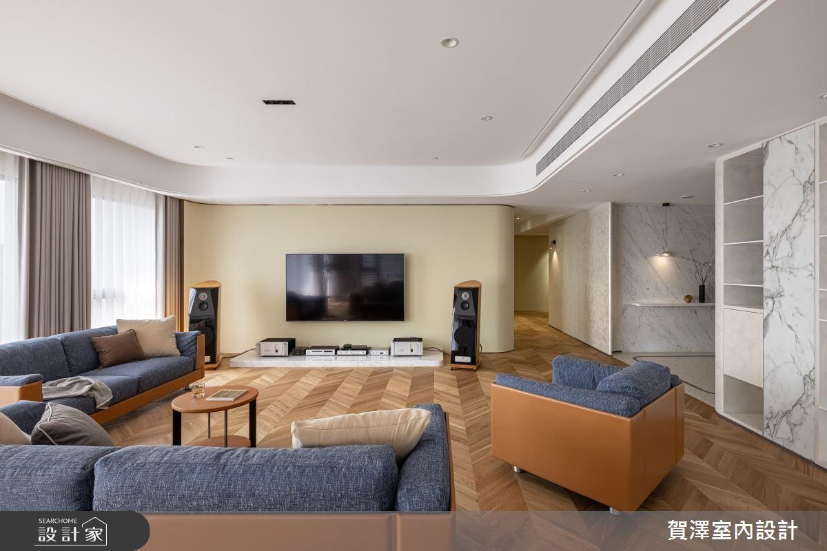 70坪新成屋(5年以下)_北歐風案例圖片_賀澤室內設計_賀澤_56之8