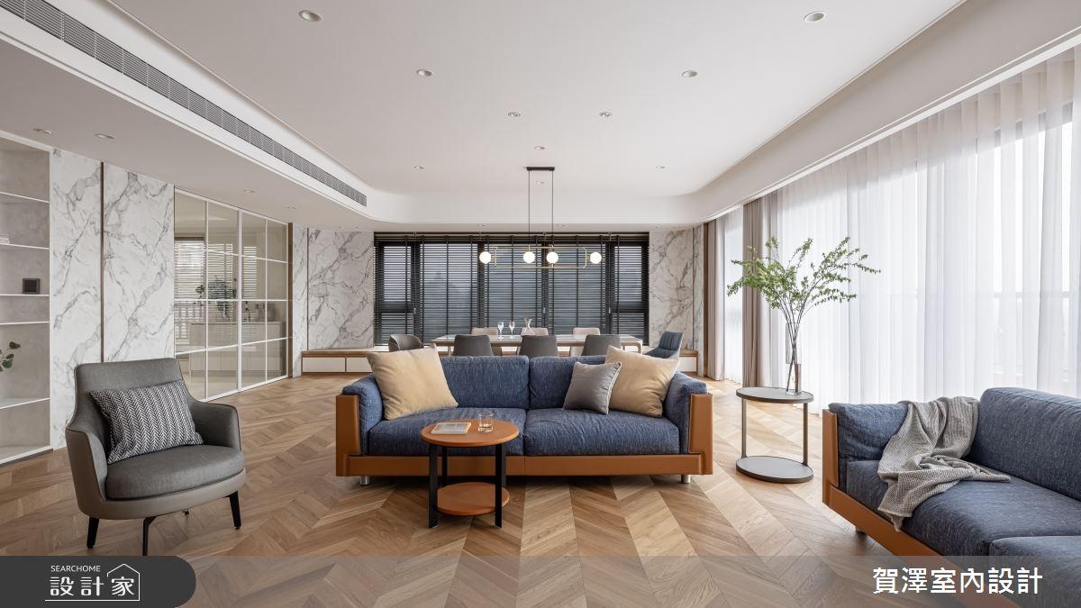 70坪新成屋(5年以下)_北歐風案例圖片_賀澤室內設計_賀澤_56之10