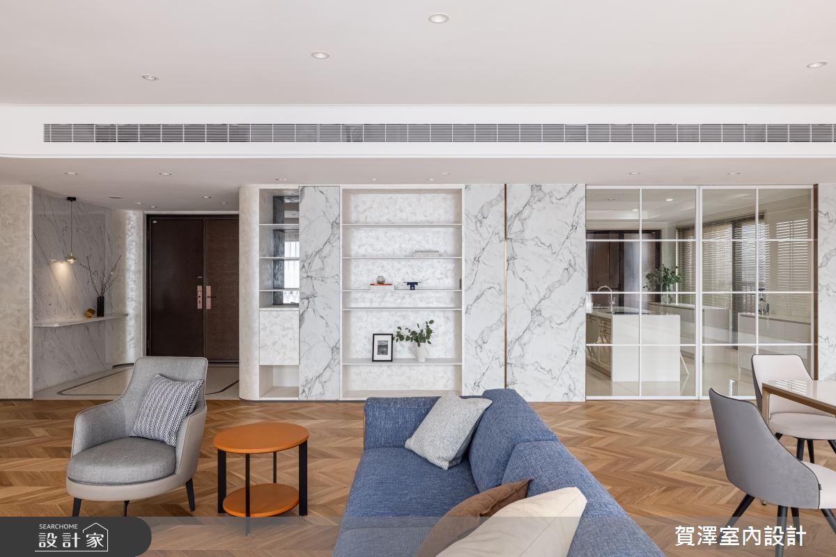 70坪新成屋(5年以下)_北歐風案例圖片_賀澤室內設計_賀澤_56之4