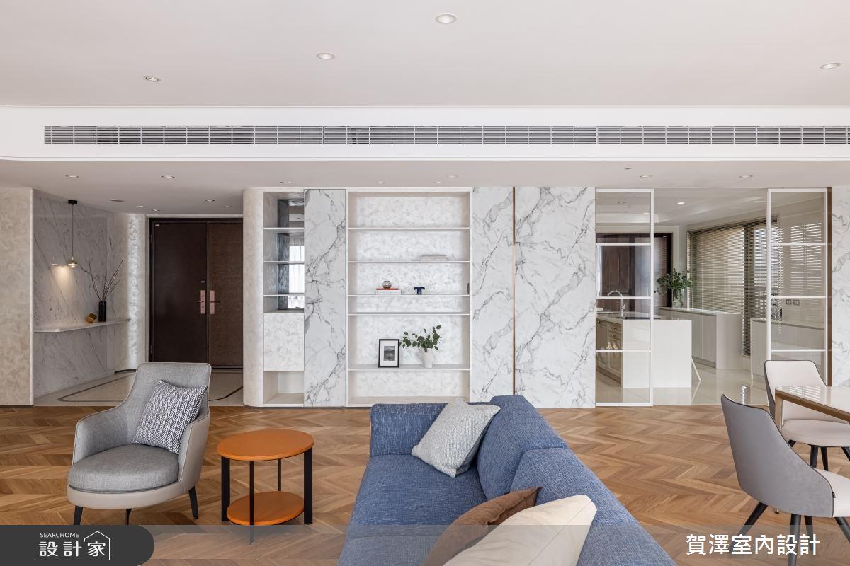 70坪新成屋(5年以下)_北歐風案例圖片_賀澤室內設計_賀澤_56之3