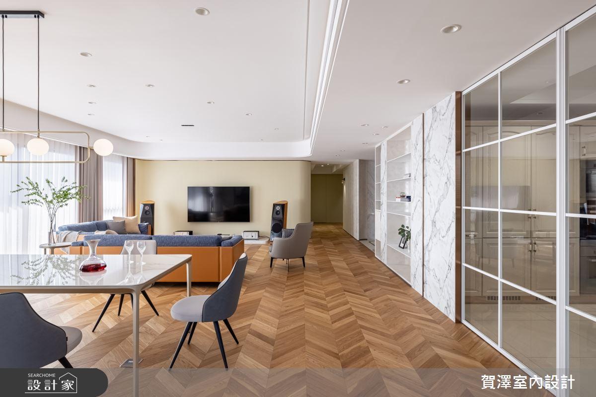 70坪新成屋(5年以下)_北歐風案例圖片_賀澤室內設計_賀澤_56之16