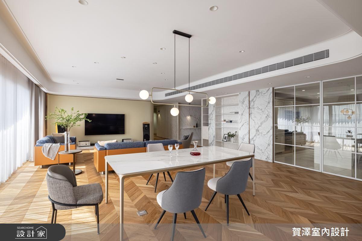 70坪新成屋(5年以下)_北歐風案例圖片_賀澤室內設計_賀澤_56之17