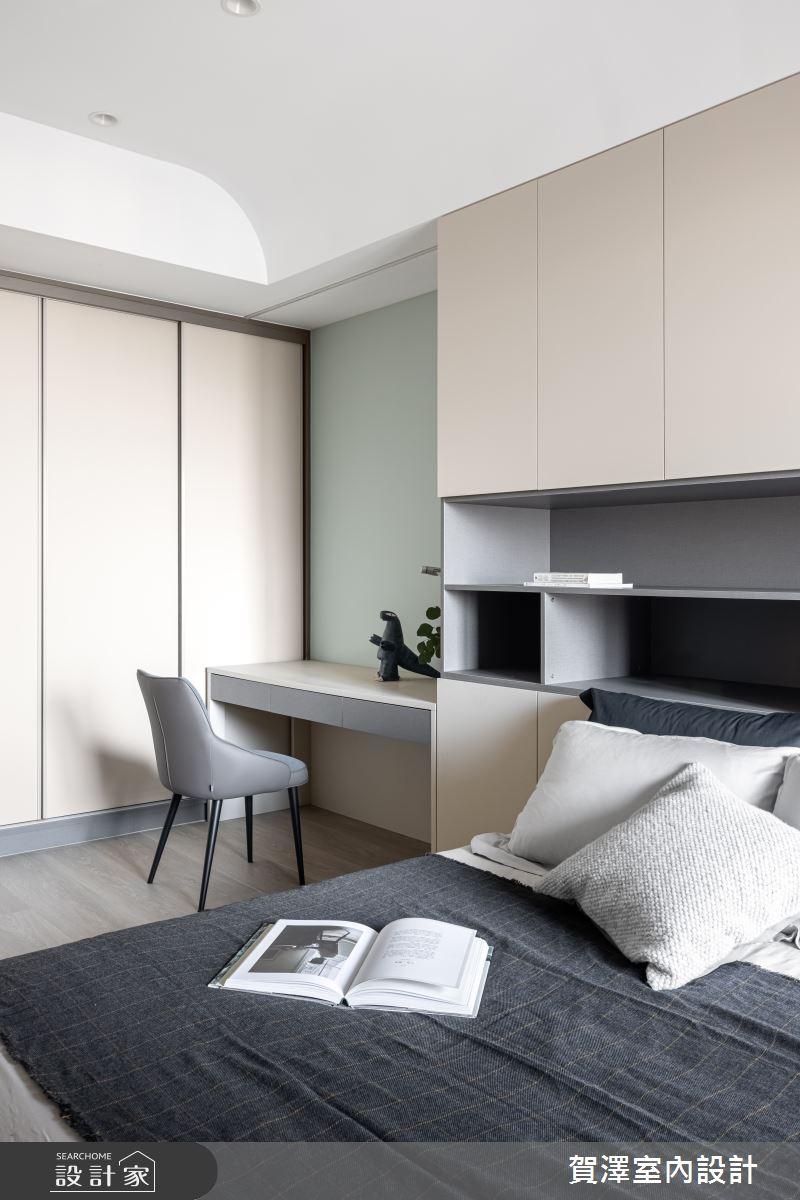 70坪新成屋(5年以下)_北歐風案例圖片_賀澤室內設計_賀澤_56之40