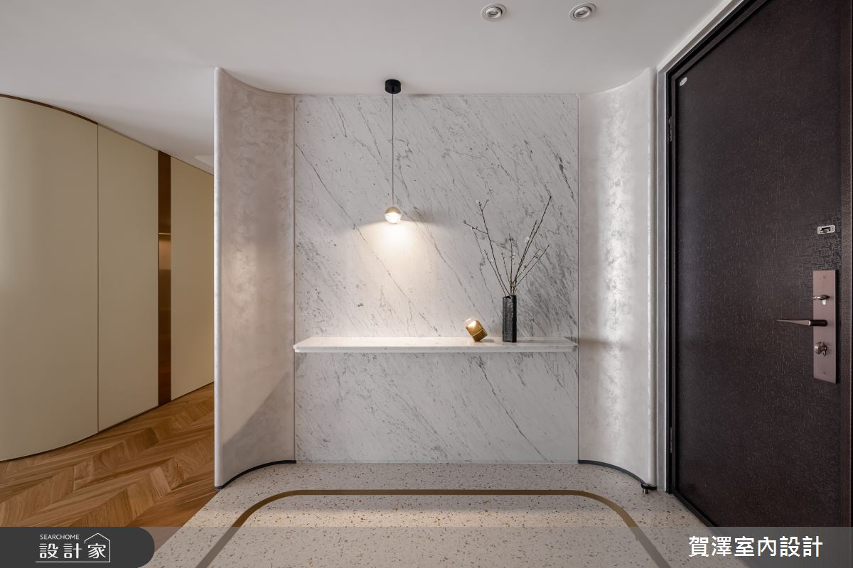 70坪新成屋(5年以下)_北歐風案例圖片_賀澤室內設計_賀澤_56之1
