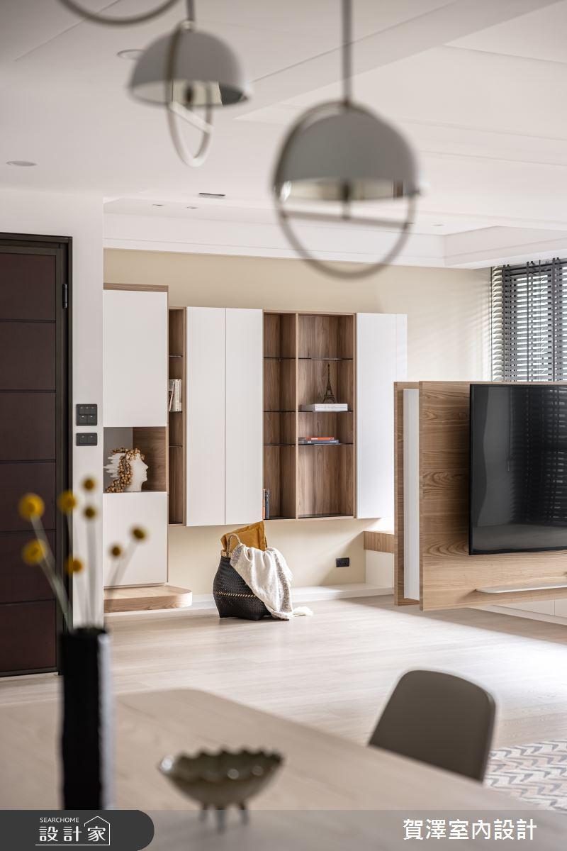 40坪中古屋(5~15年)_北歐風案例圖片_賀澤室內設計_賀澤_57之14