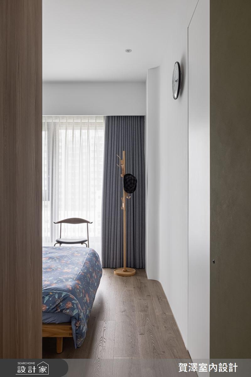 28坪新成屋(5年以下)_日式無印風案例圖片_賀澤室內設計_賀澤_59之11