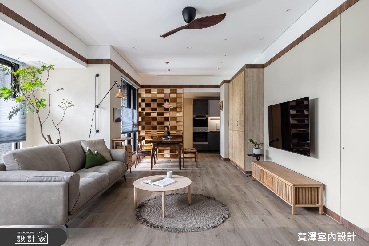 28坪新成屋(5年以下)_日式無印風案例圖片_賀澤室內設計_賀澤_59之4