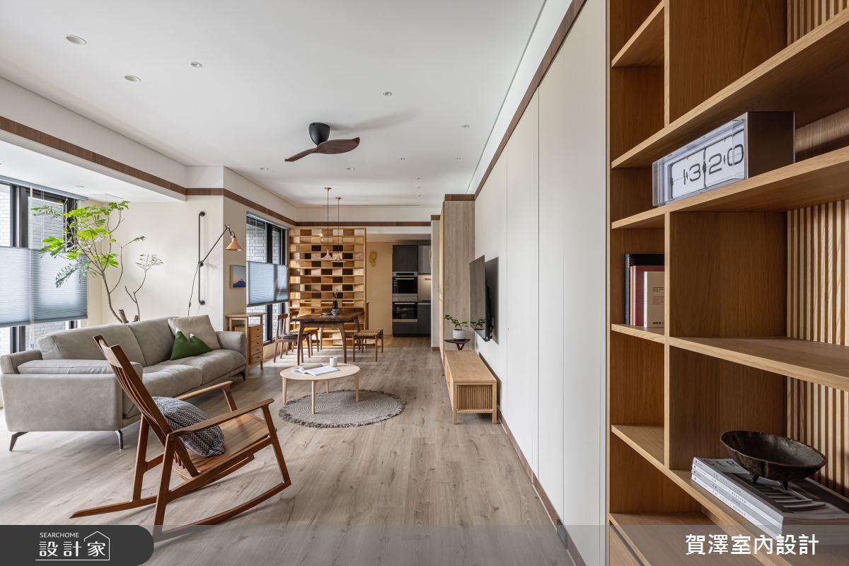 28坪新成屋(5年以下)_日式無印風案例圖片_賀澤室內設計_賀澤_59之2