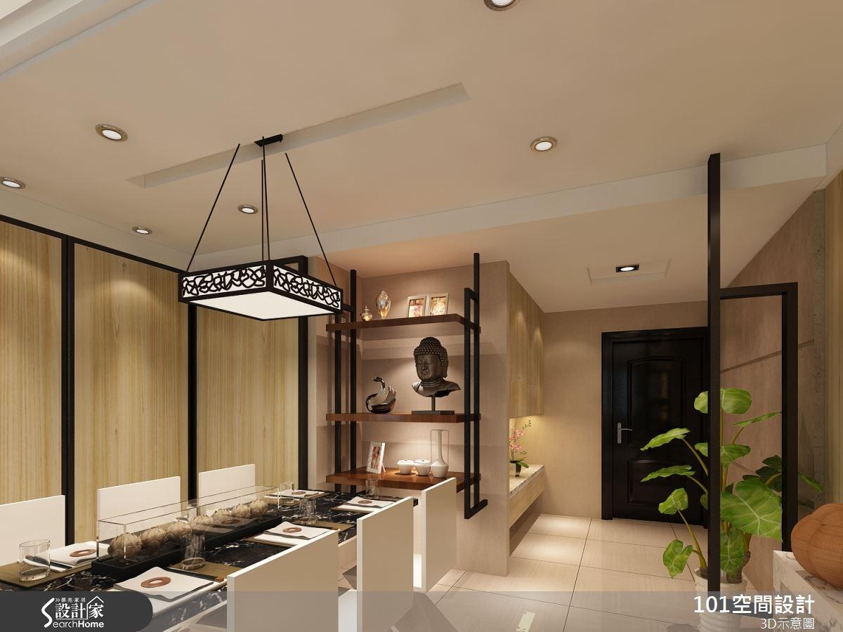 40坪新成屋(5年以下)_療癒風案例圖片_101空間設計_101空間_04之4