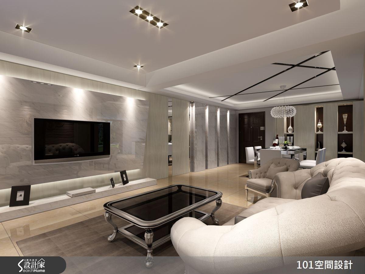 50坪新成屋(5年以下)_現代風案例圖片_101空間設計_101空間_07之2