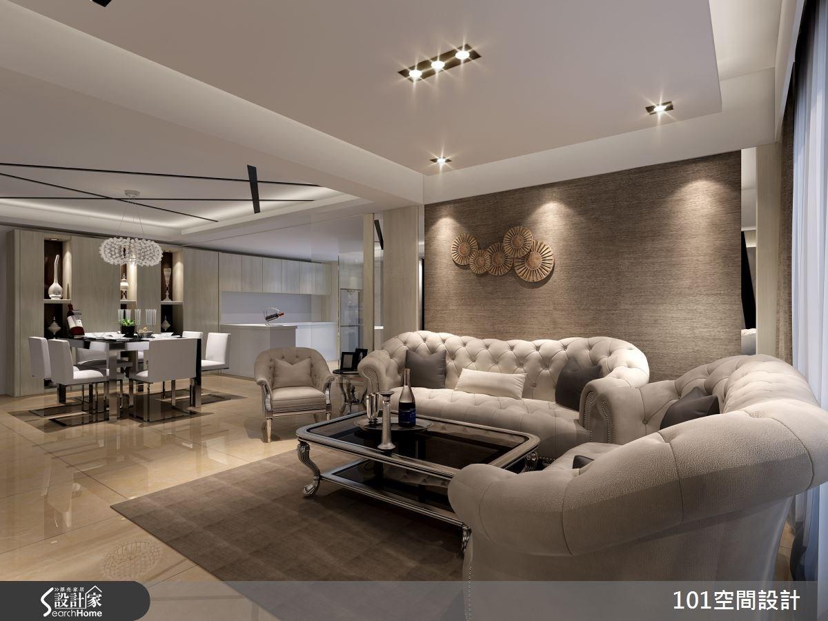 50坪新成屋(5年以下)_現代風案例圖片_101空間設計_101空間_07之3