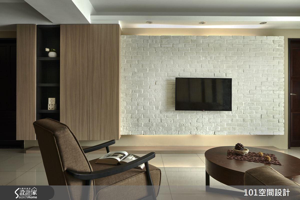 30坪新成屋(5年以下)_混搭風案例圖片_101空間設計_101空間_08之3