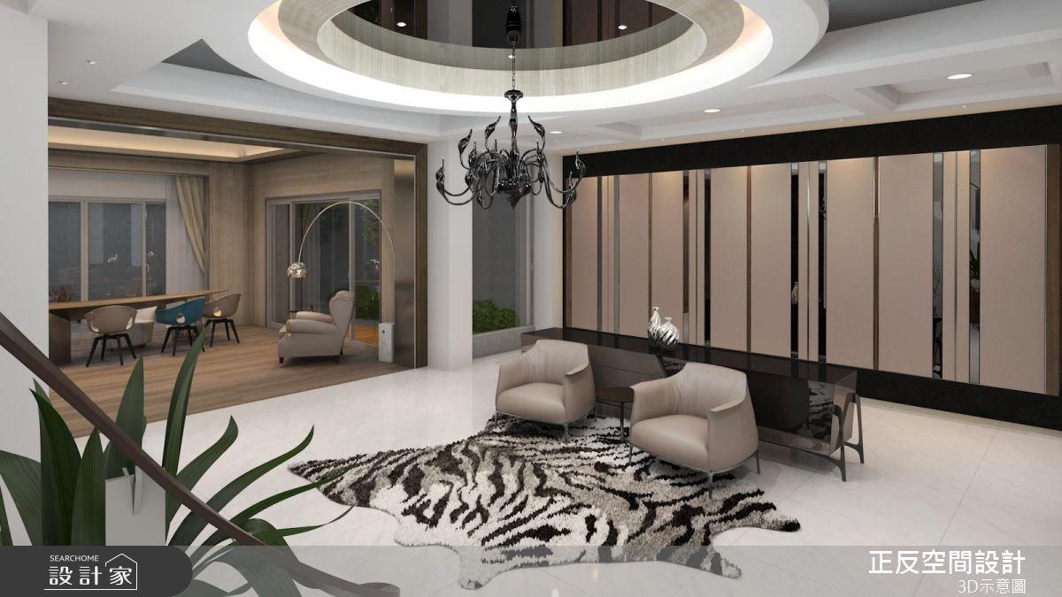 166坪新成屋(5年以下)_現代風案例圖片_正反空間設計有限公司_正反_01之3