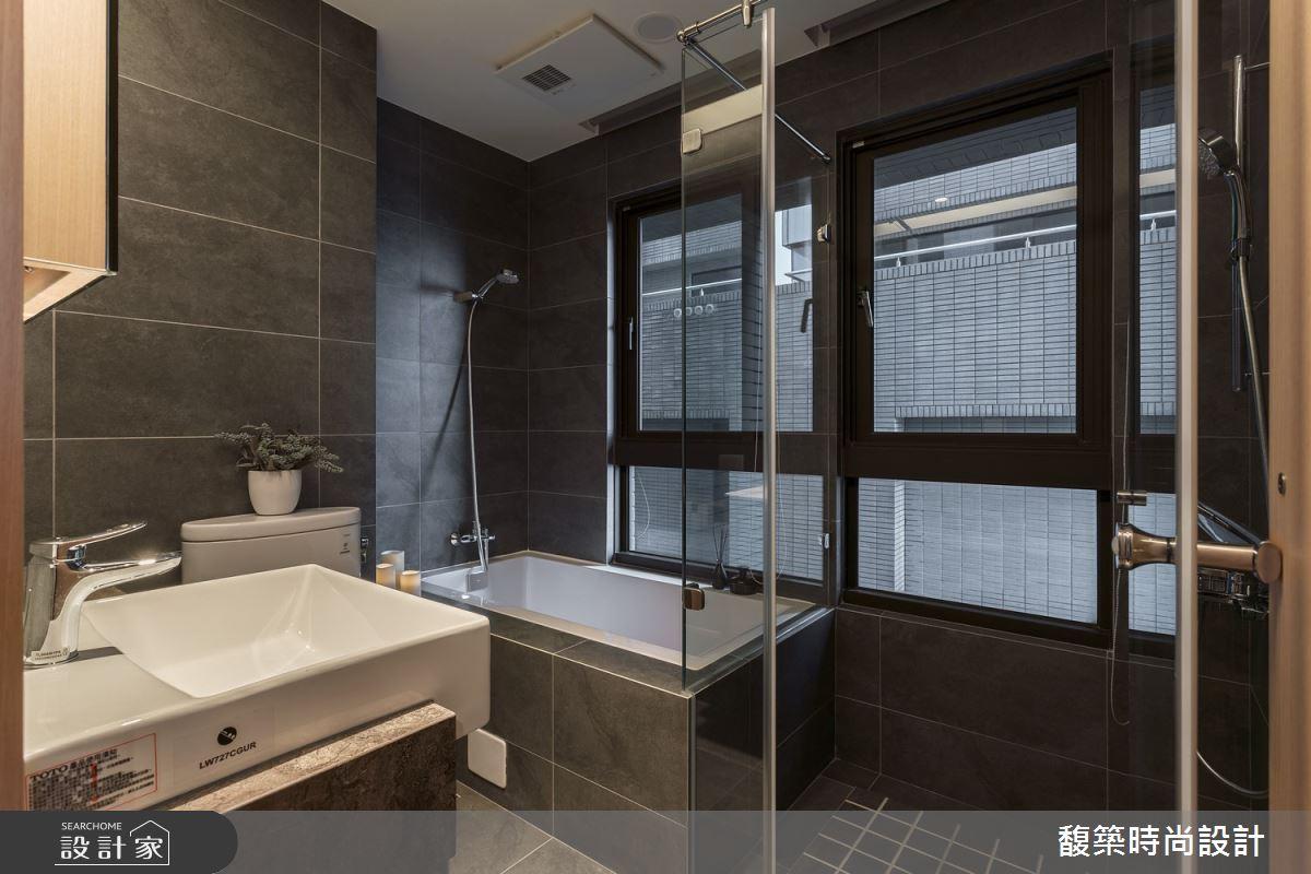 22坪新成屋(5年以下)_現代風浴室案例圖片_馥築時尚設計_馥築_22之17