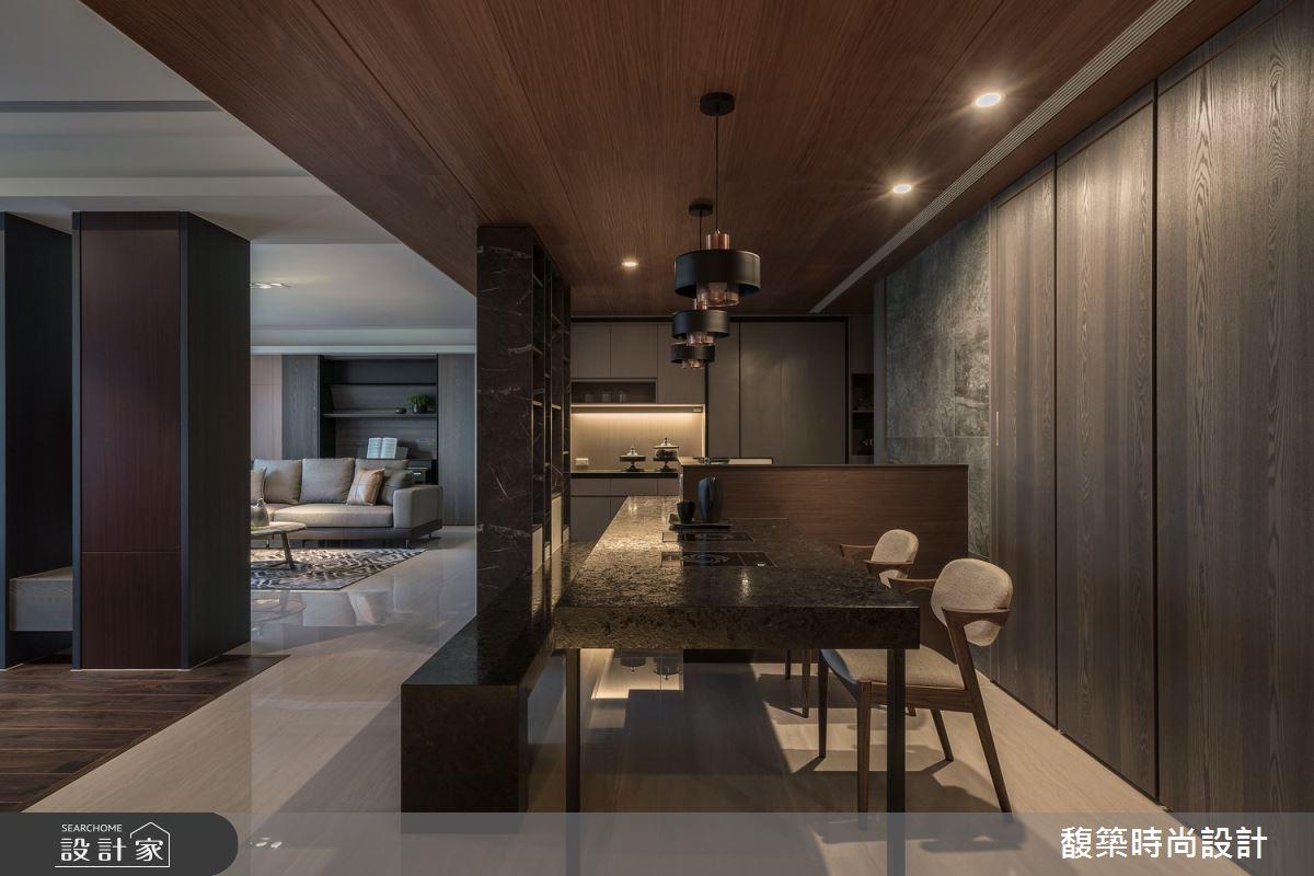 50坪新成屋(5年以下)_現代風餐廳案例圖片_馥築時尚設計_馥築_26之5